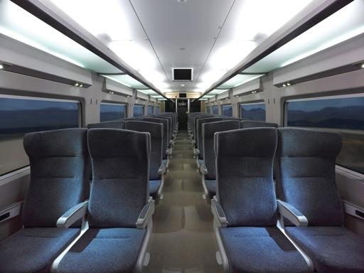New Korean High Speed Train KTX-II